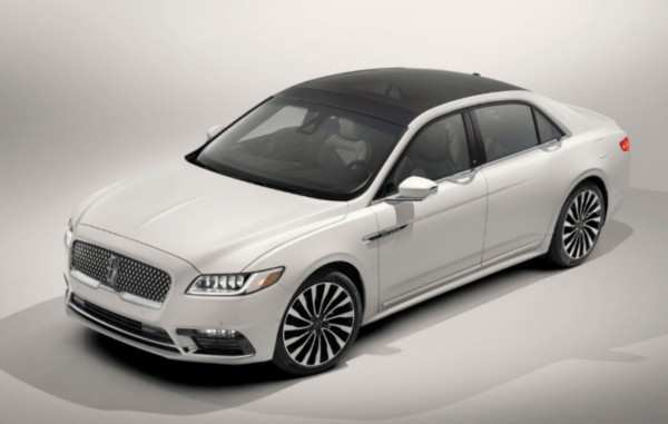 88 New 2020 Lincoln Continental Price And Review