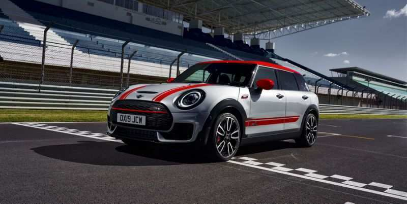 88 New 2020 Mini Cooper Clubman Exterior