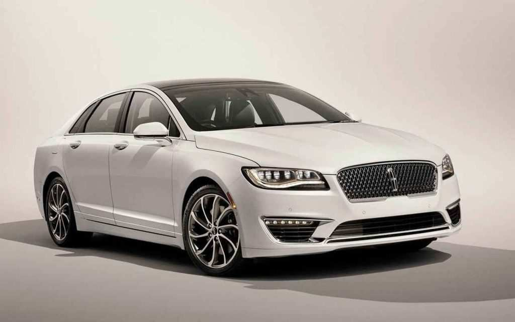 88 New 2020 Spy Shots Lincoln Mkz Sedan Concept