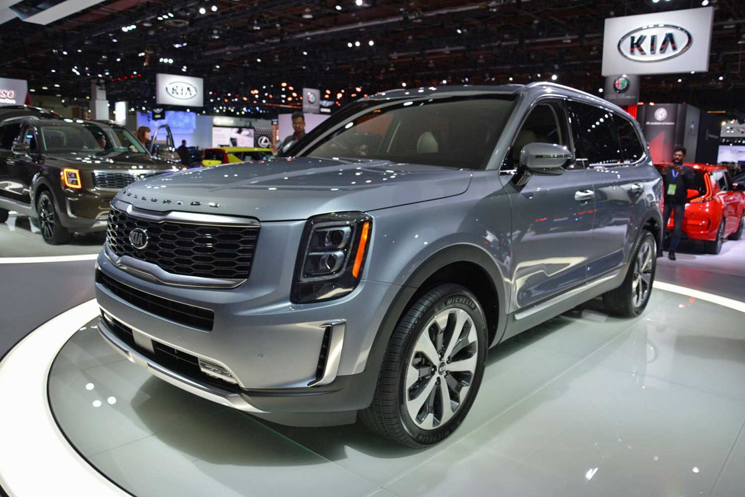 88 New Kia Large Suv 2020 Rumors