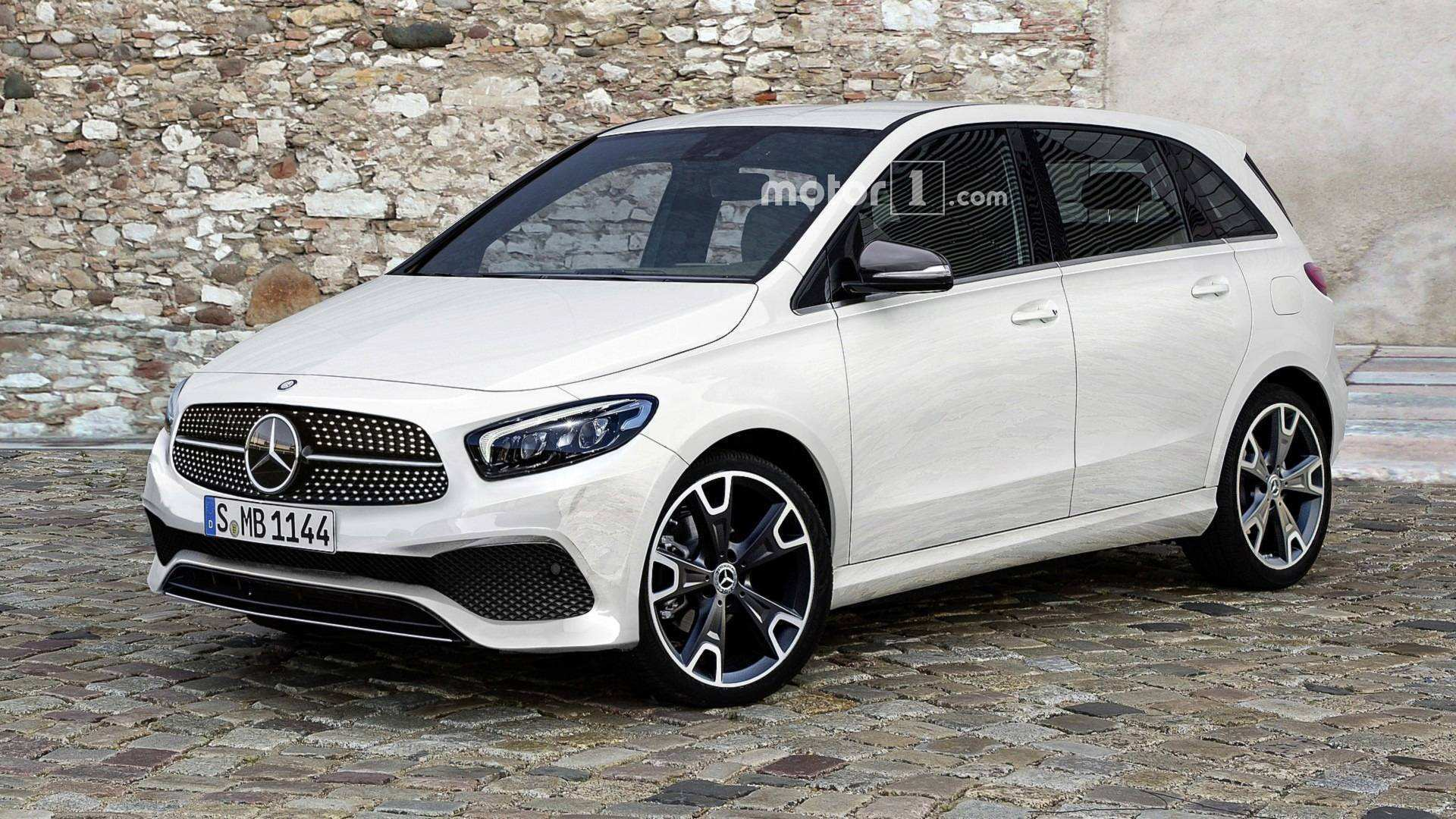 88 New Mercedes 2019 B Class Style