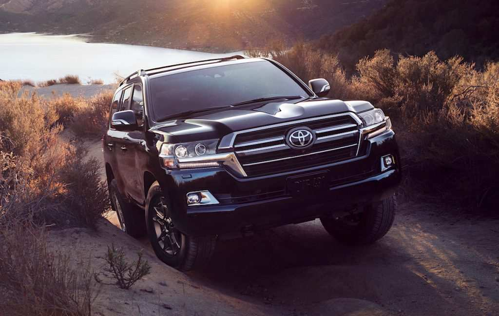 88 New Toyota Land Cruiser V8 2020 Ratings