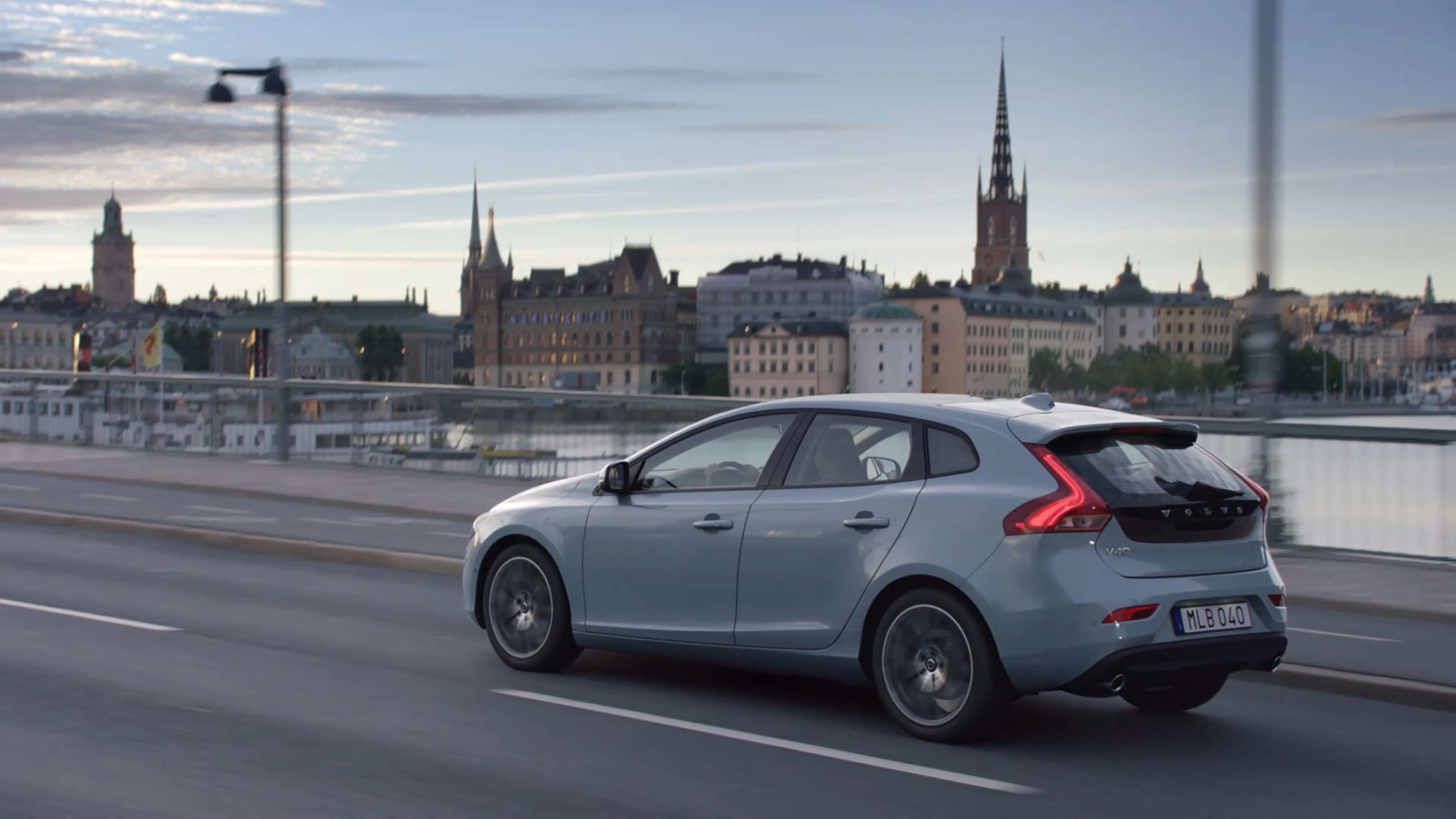 88 New Volvo V40 2019 Interior Overview