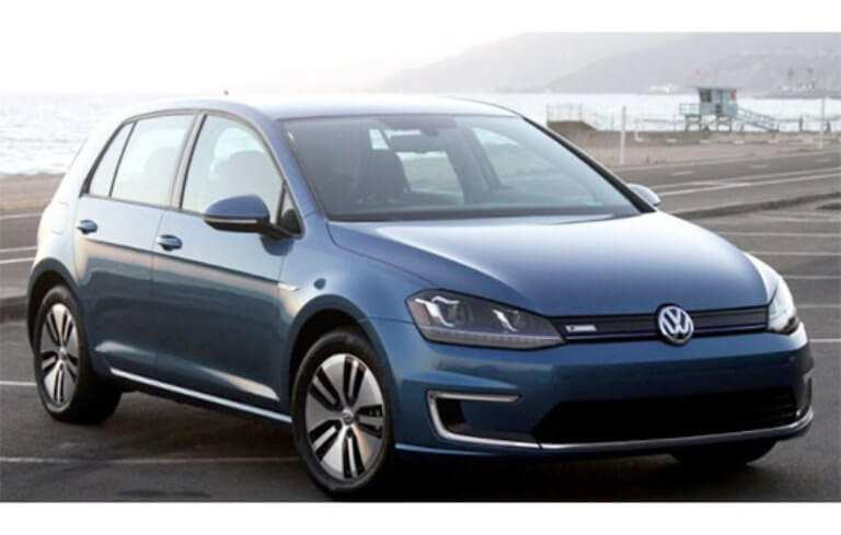 88 New Vw E Golf 2019 Performance And New Engine