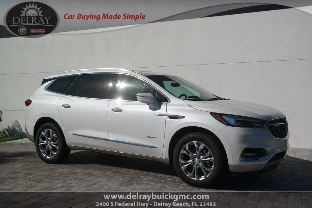 88 The 2019 Buick Enclave Picture
