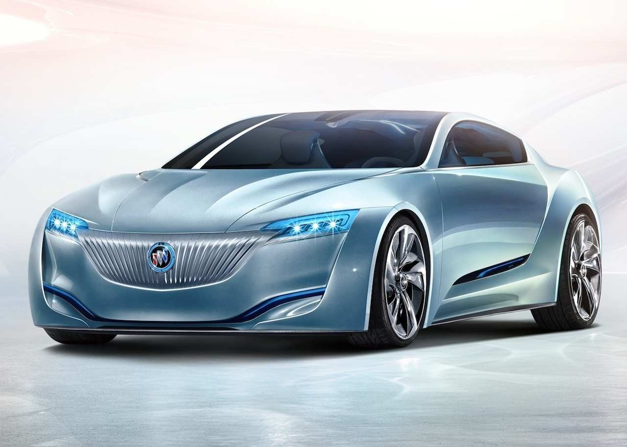 88 The 2019 Buick Riviera New Concept