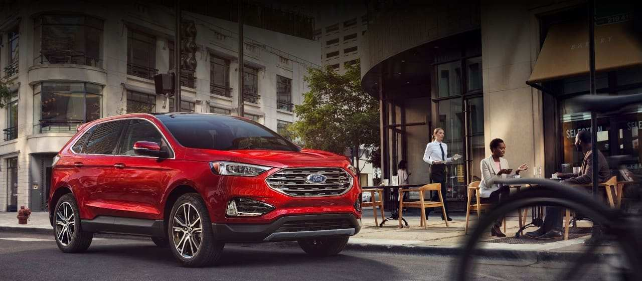 88 The 2019 Ford Edge New Design Review