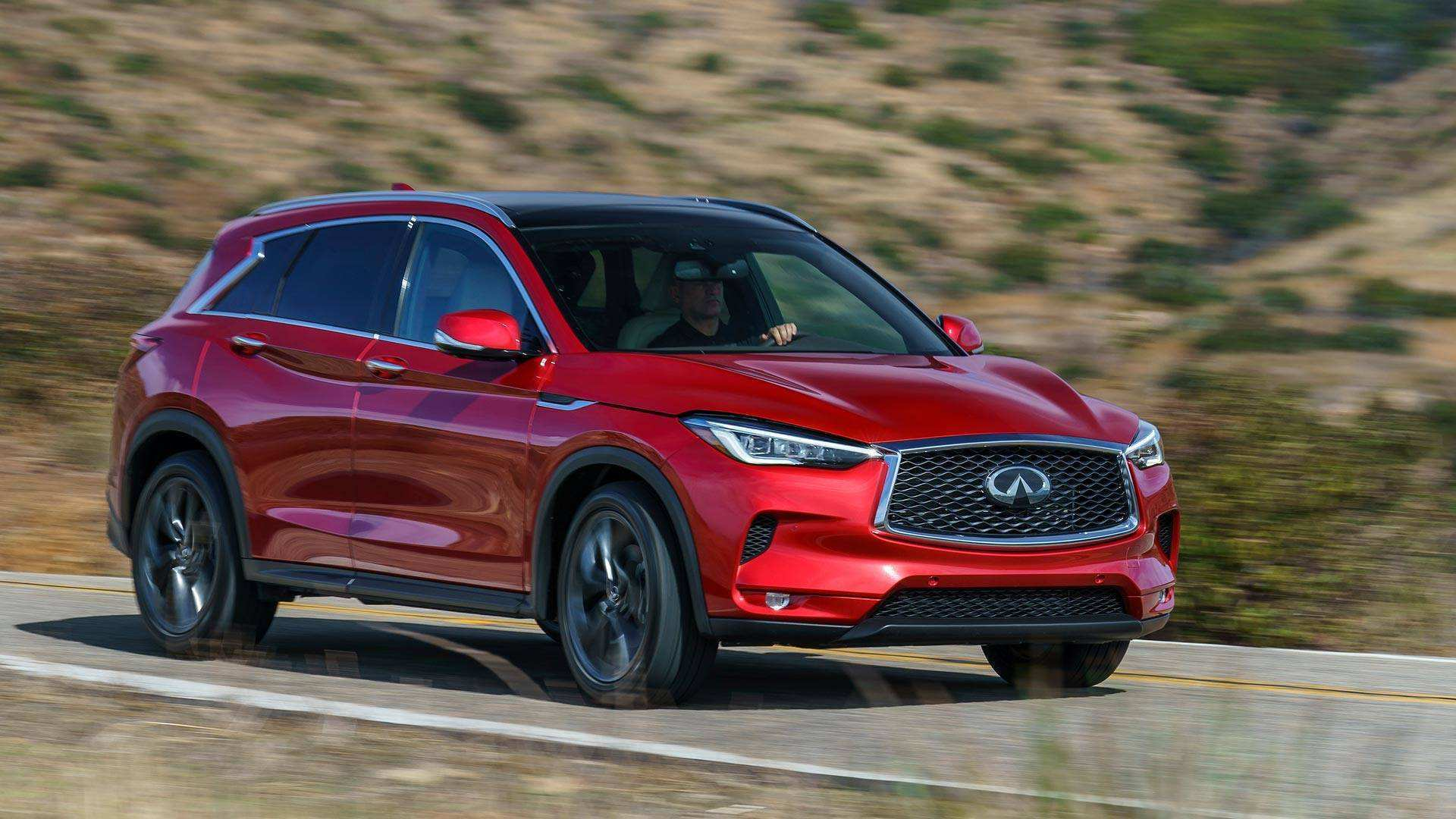 88 The 2019 Infiniti Qx50 First Drive Wallpaper