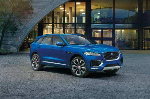 88 The 2019 Jaguar F Pace Svr 2 Spesification