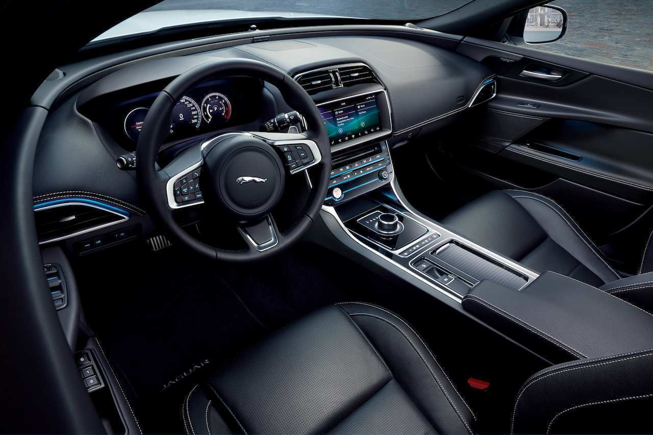 88 The 2019 Jaguar Xe Landmark Reviews