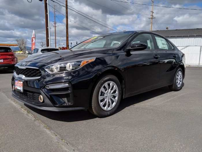 88 The 2019 Kia Forte Horsepower Performance And New Engine