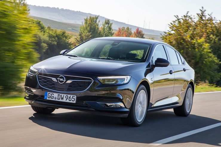 88 The 2019 New Opel Insignia Overview
