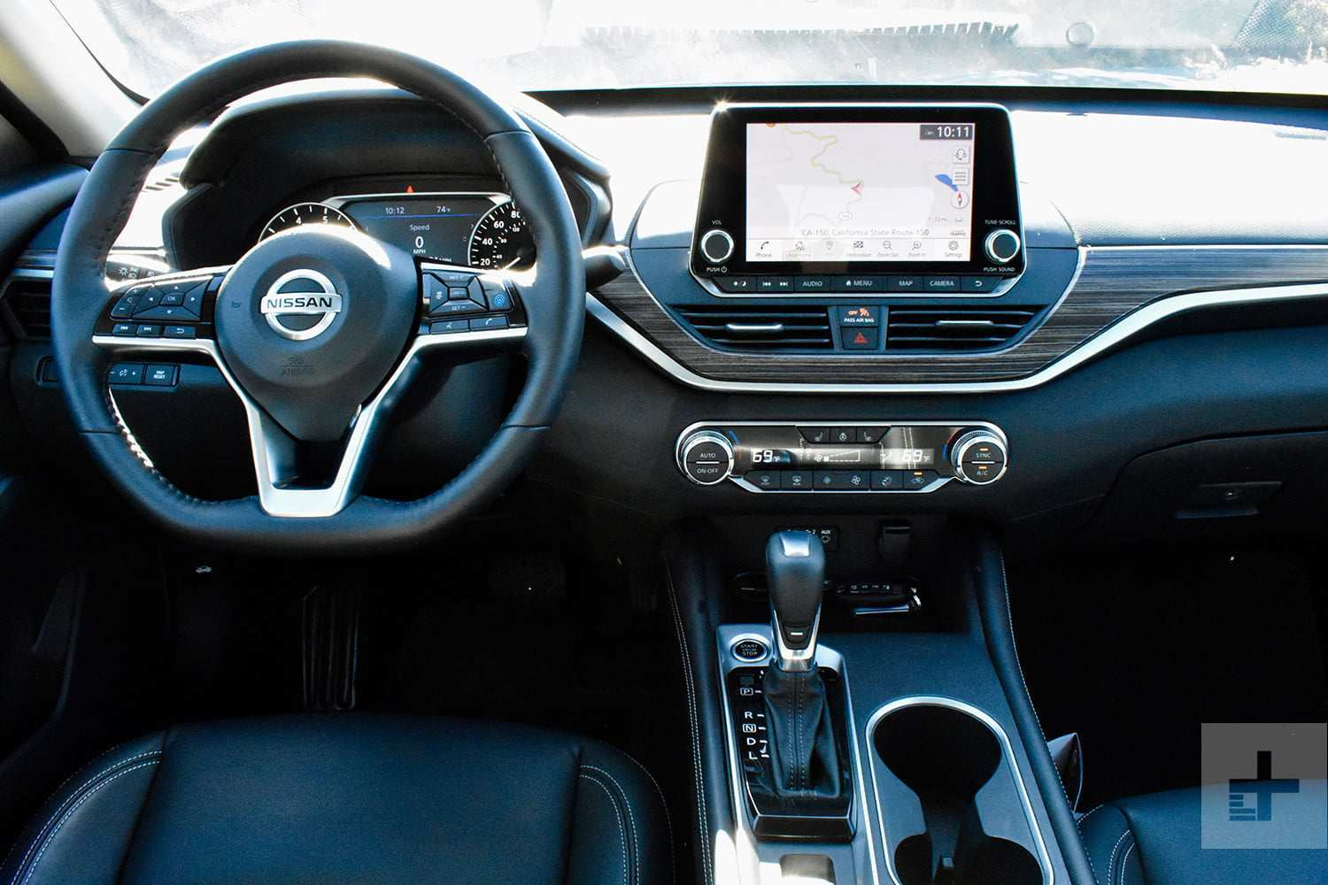 88 The 2019 Nissan Altima Interior Specs