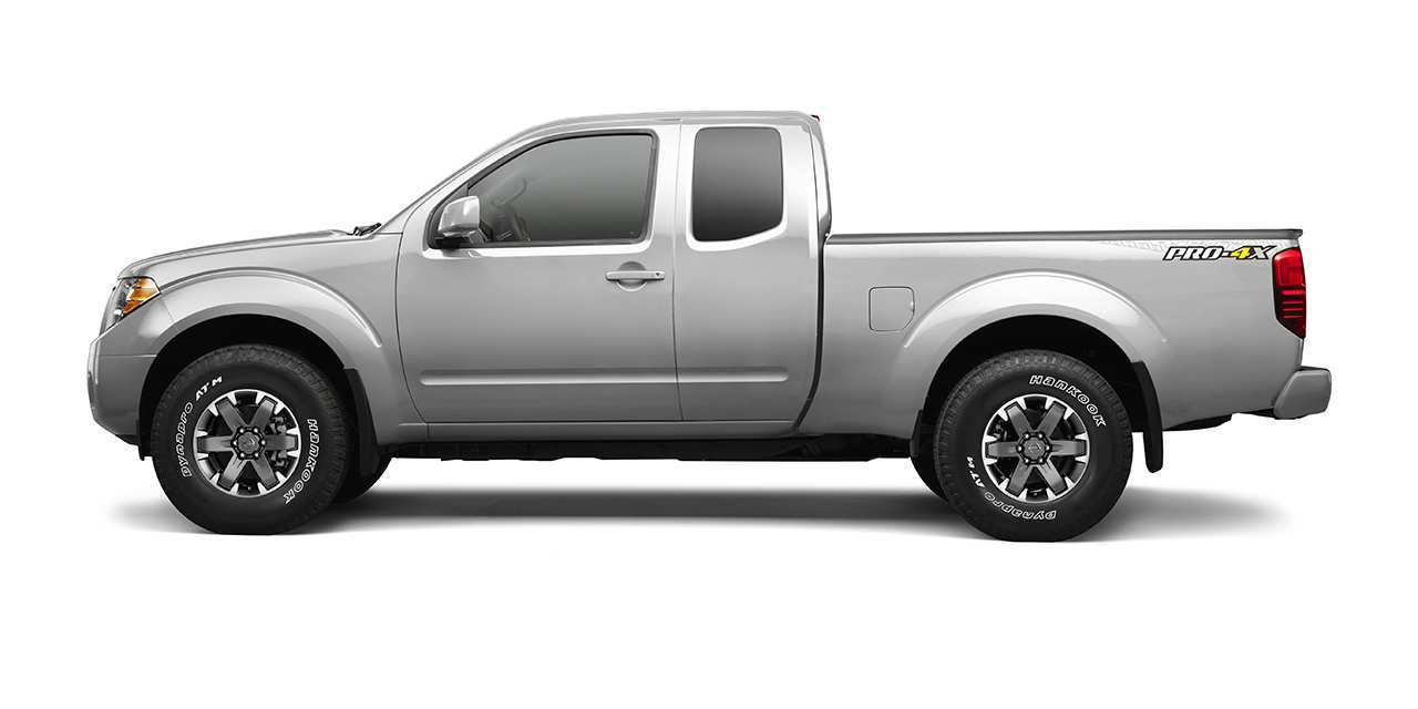 88 The 2019 Nissan Frontier Canada History