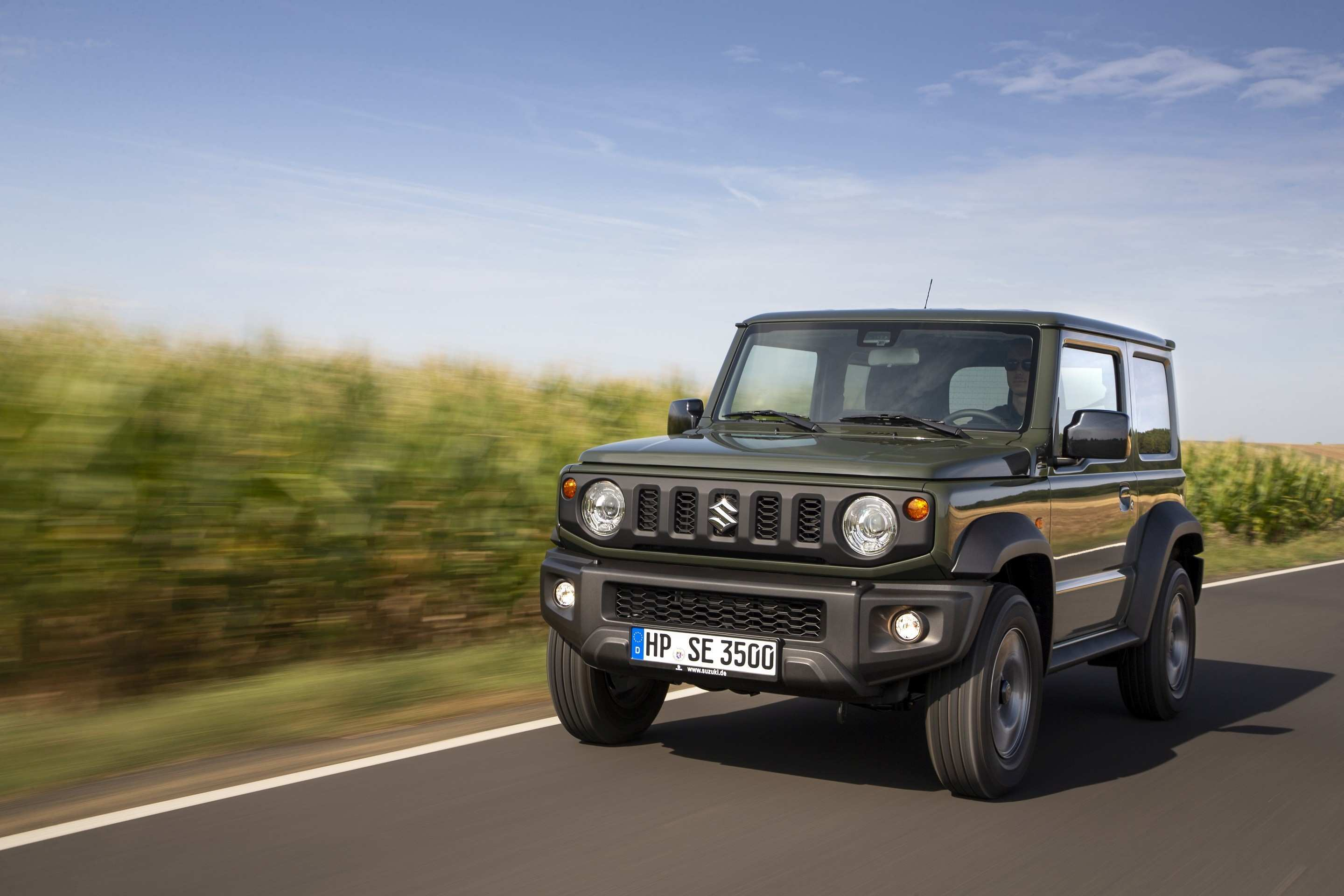 88 The 2019 Suzuki Jimny Model Overview