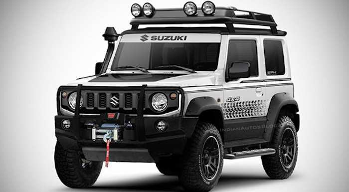 88 The 2019 Suzuki Jimny Price And Review