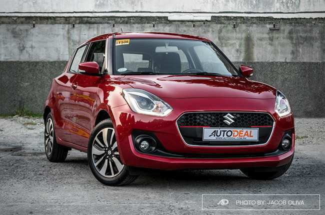 88 The 2019 Suzuki Swift Research New
