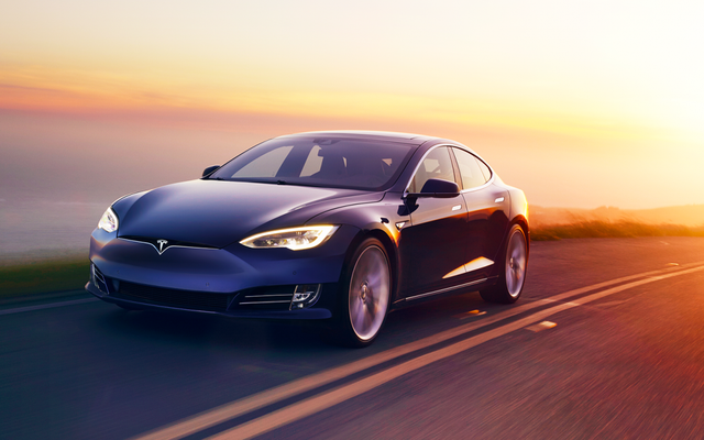 88 The 2019 Tesla Model S Review