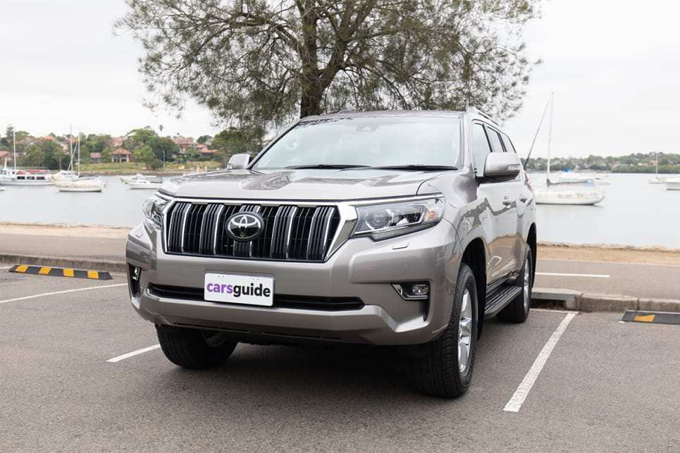 88 The 2019 Toyota Prado Configurations