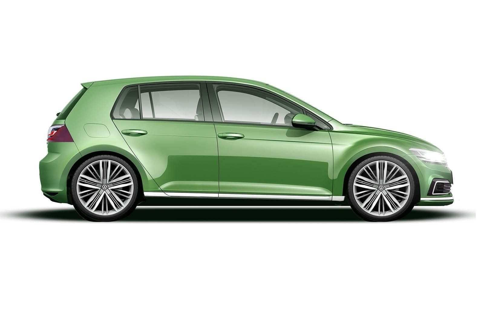 88 The 2019 Volkswagen Golf GTD Picture