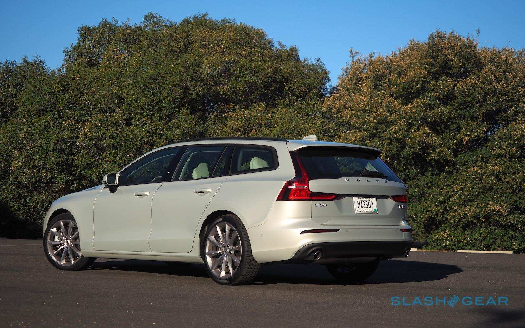 88 The 2019 Volvo V60 Price Release