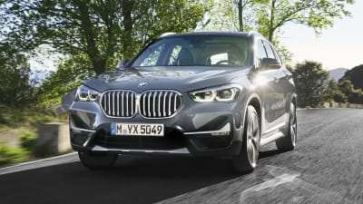 88 The 2020 BMW X1 Interior