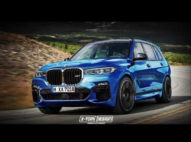 88 The 2020 BMW X7 Suv Research New