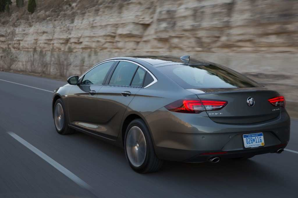 88 The 2020 Buick Park Avenue Review And Release Date