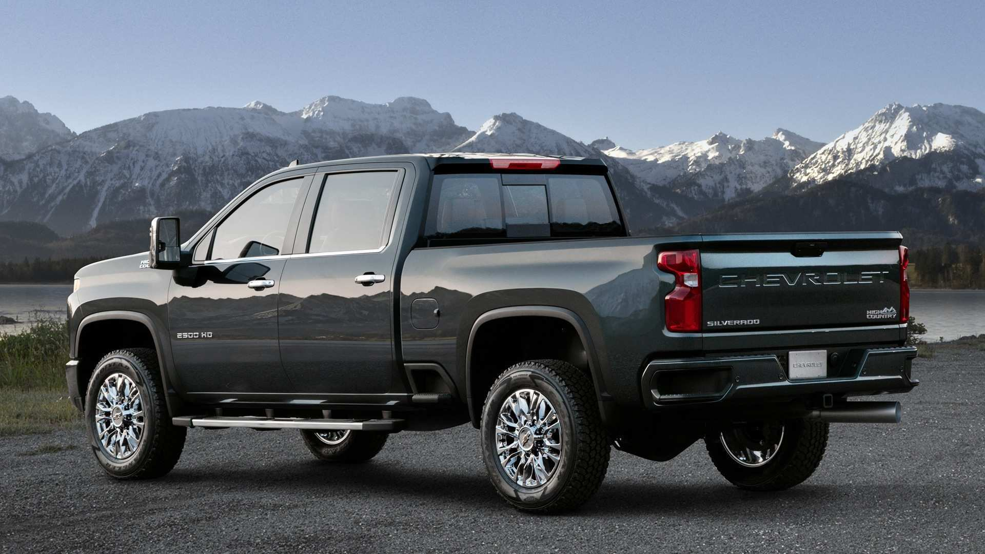 88 The 2020 Chevy 2500Hd Concept And Review