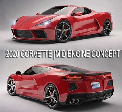 88 The 2020 Corvette Stingray Concept And Review