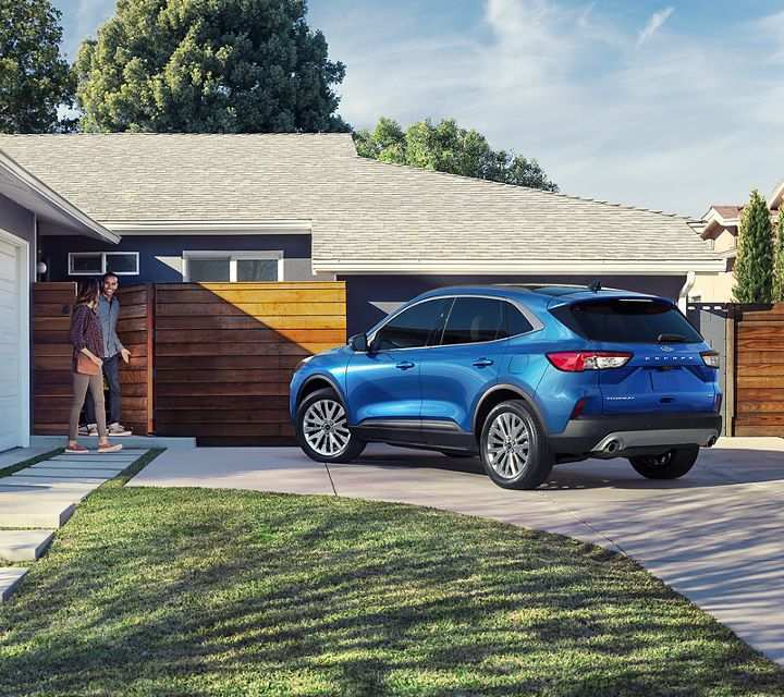 88 The 2020 Ford Escape First Drive