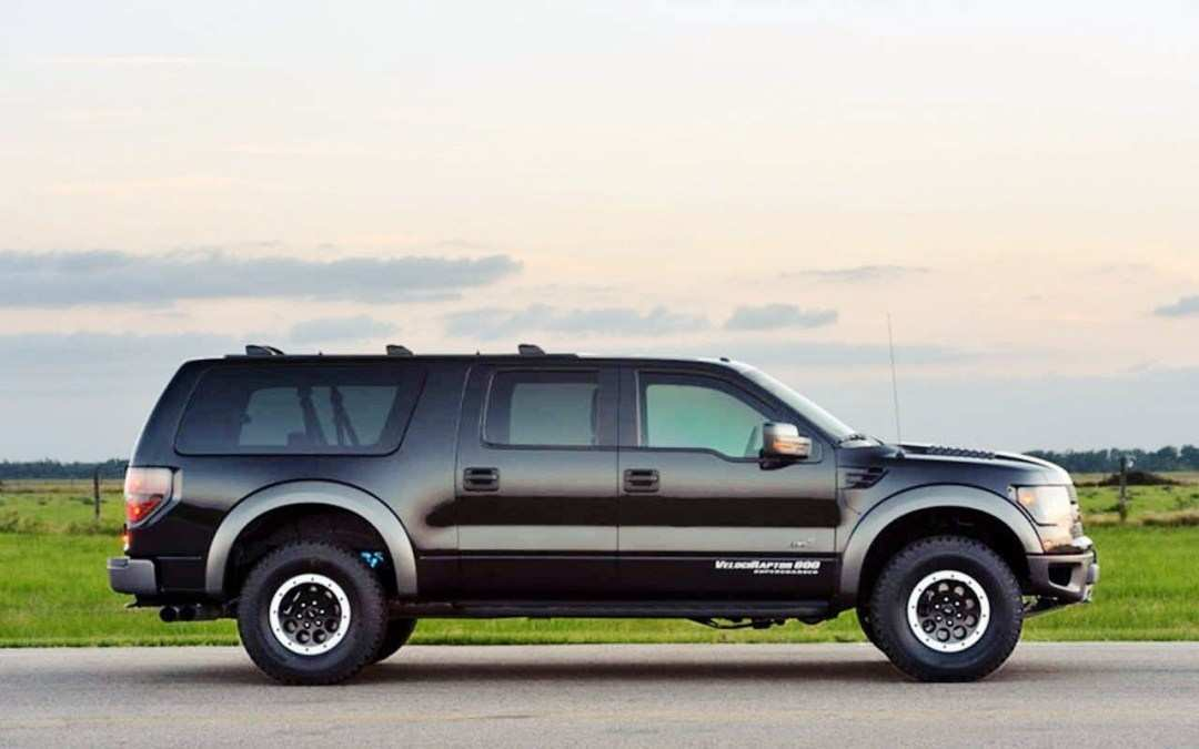 88 The 2020 Ford Excursion Diesel First Drive