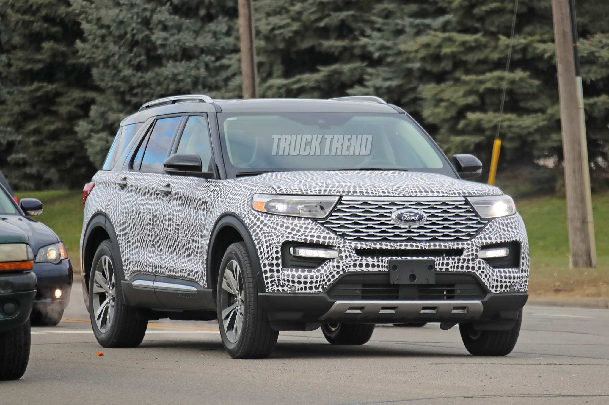 88 The 2020 Ford Explorer Jalopnik Specs And Review