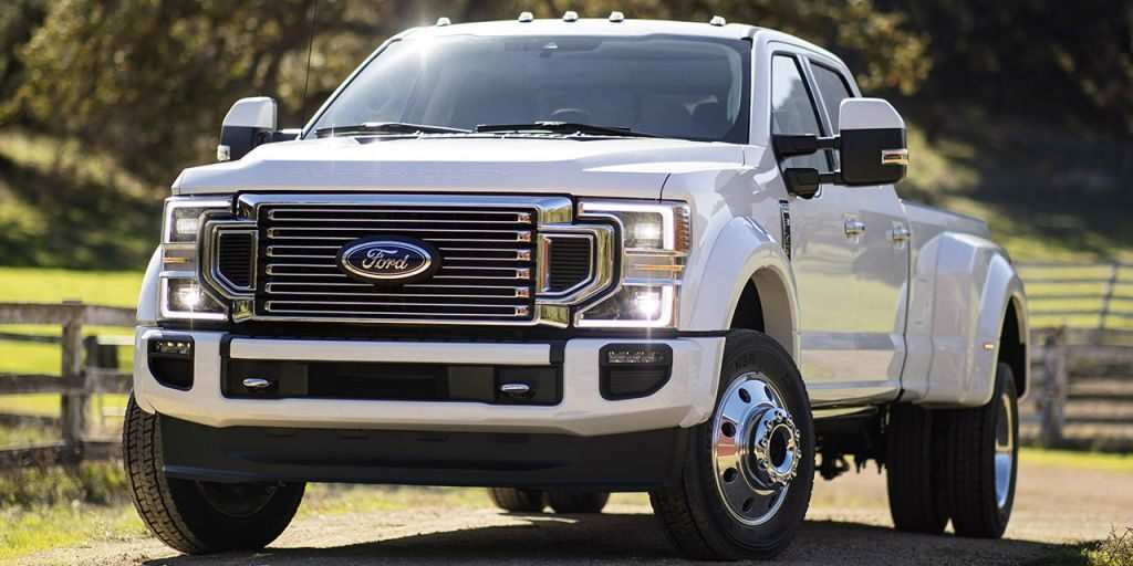 88 The 2020 Ford F350 Diesel Specs
