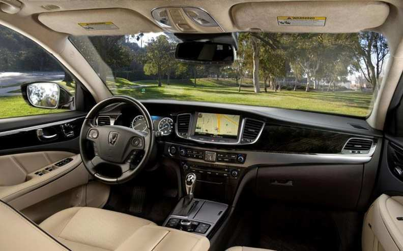88 The 2020 Hyundai Equus Ultimate Reviews