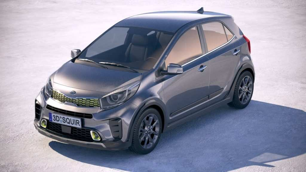 88 The 2020 Kia Picanto Egypt Ratings
