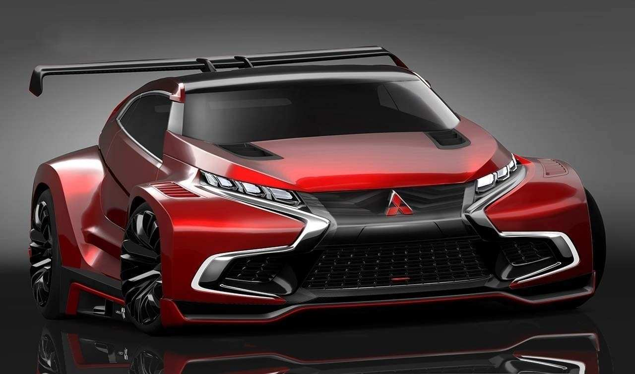 88 The 2020 Mitsubishi 3000Gt Redesign
