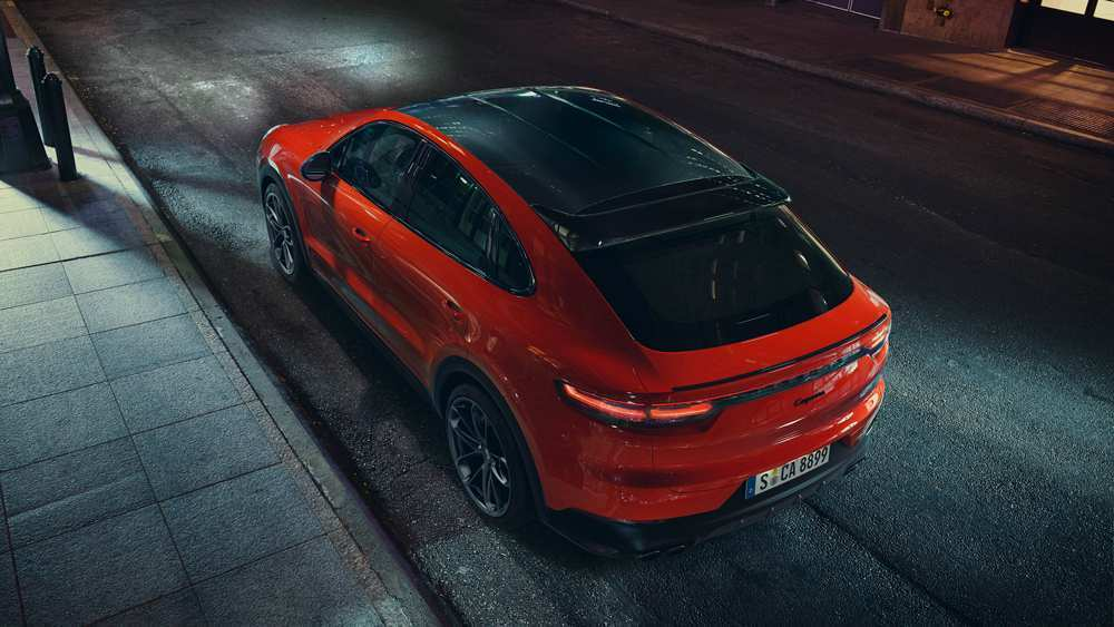 88 The 2020 Porsche Macan Turbo Photos
