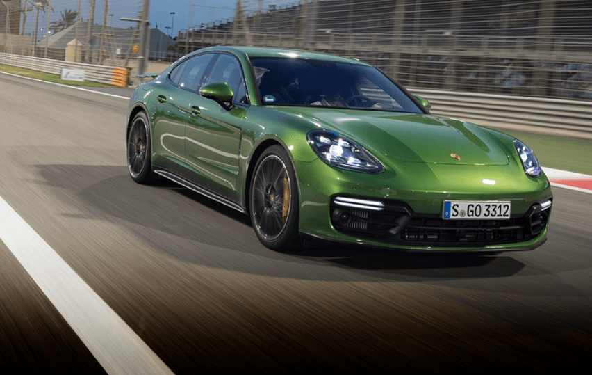 88 The 2020 Porsche Panamera New Model And Performance
