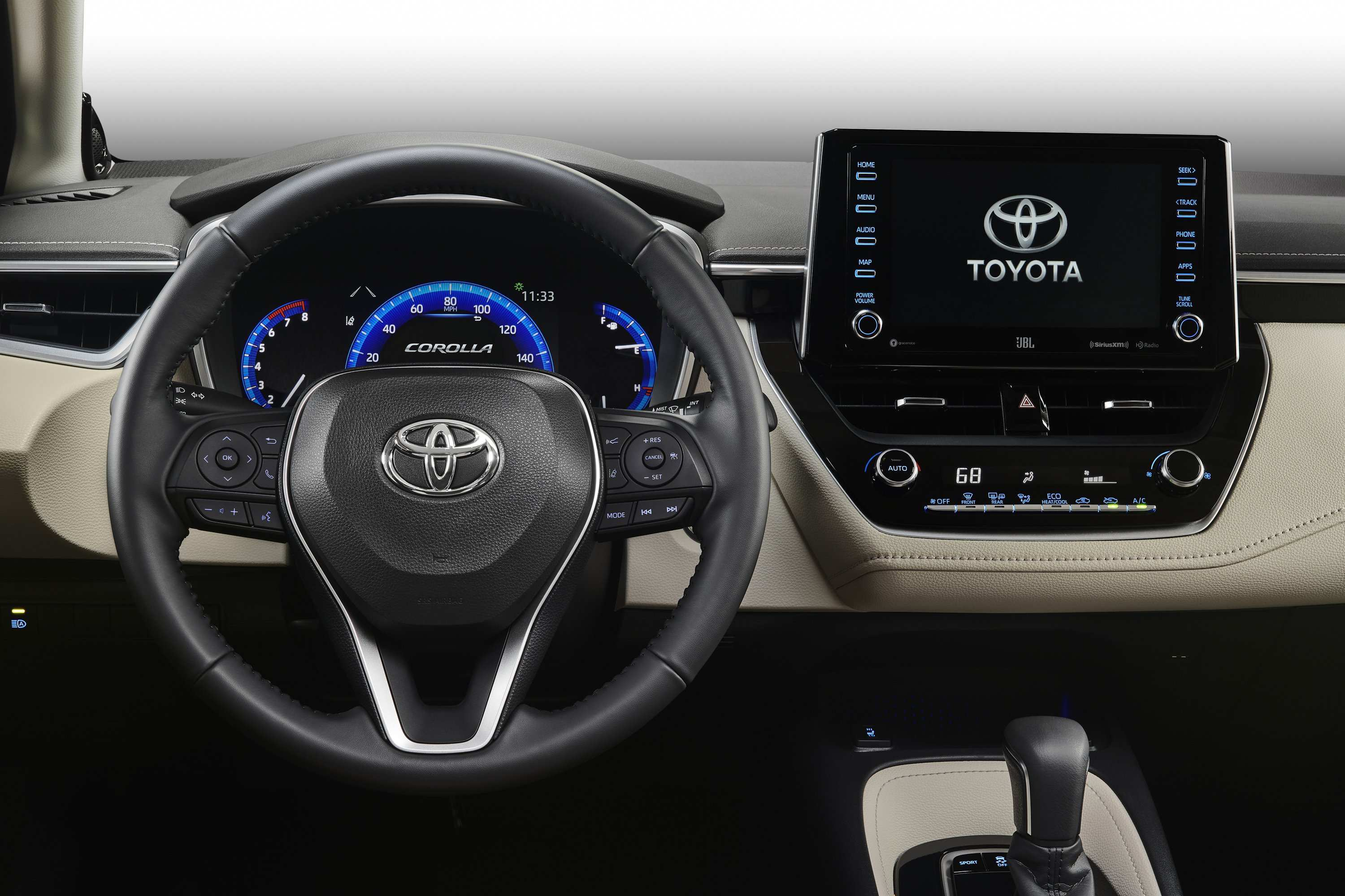 88 The 2020 Toyota Altis Concept