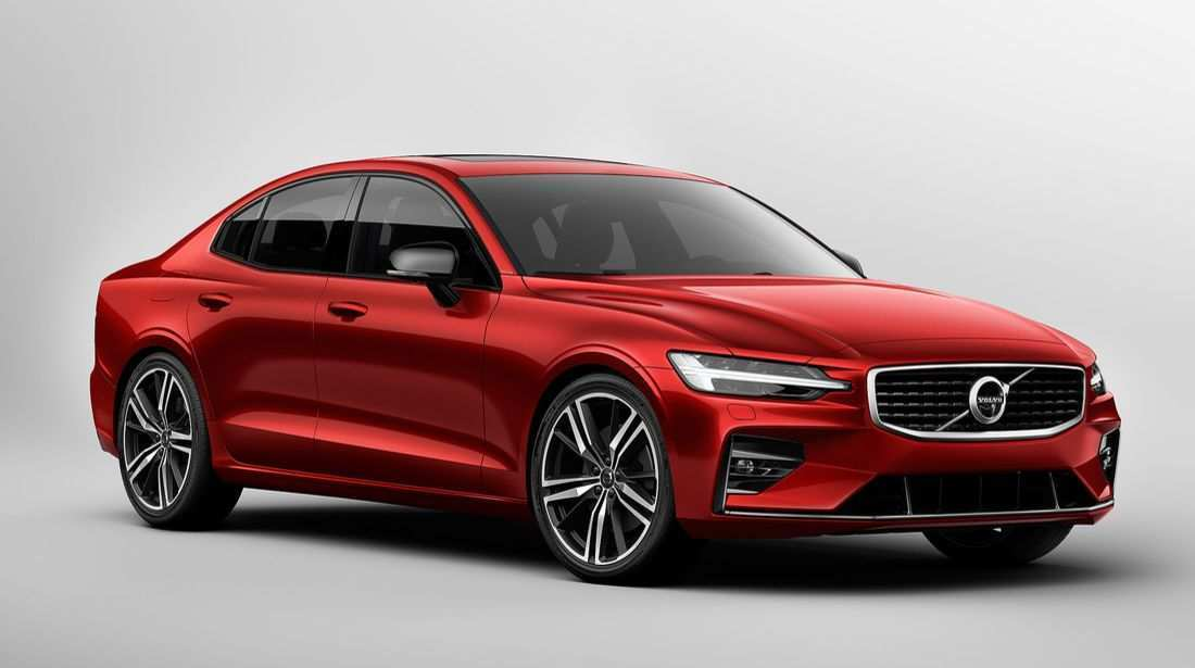 88 The 2020 Volvo S40 First Drive