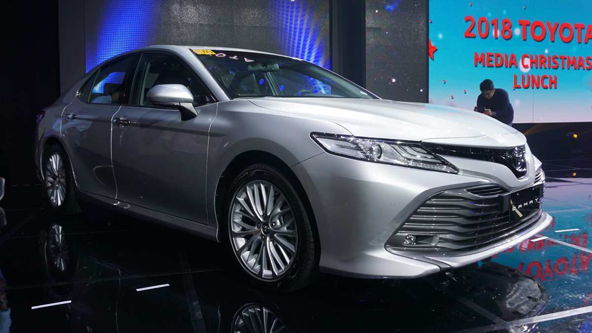 88 The Best 2019 All Toyota Camry Wallpaper