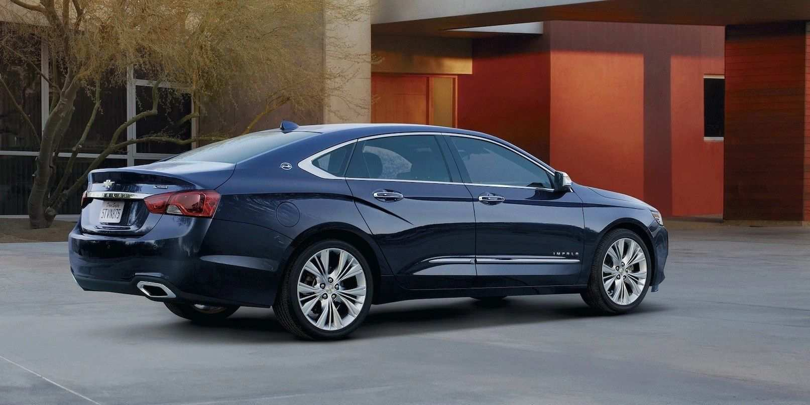 88 The Best 2019 Chevy Impala SS Specs And Review