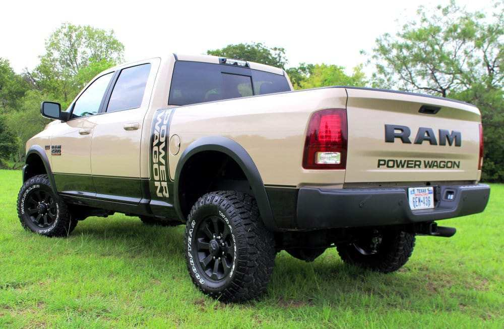 88 The Best 2019 Dodge Power Wagon Redesign And Review