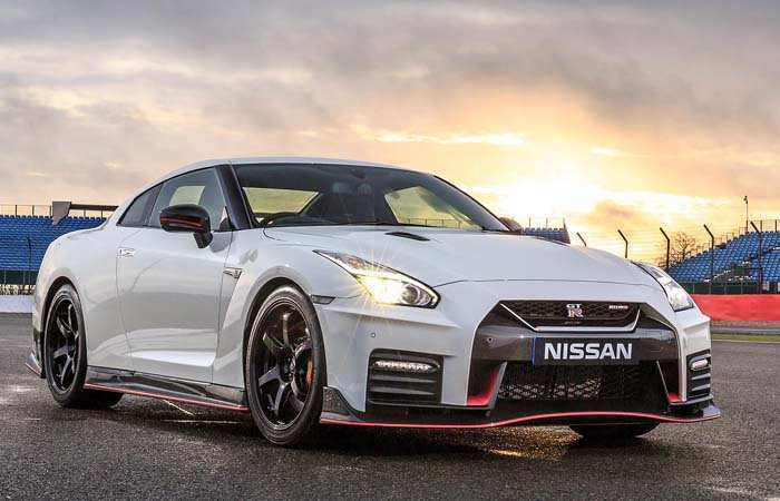 88 The Best 2019 Nissan GT R Redesign