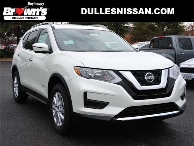 88 The Best 2019 Nissan Rogue Hybrid Interior