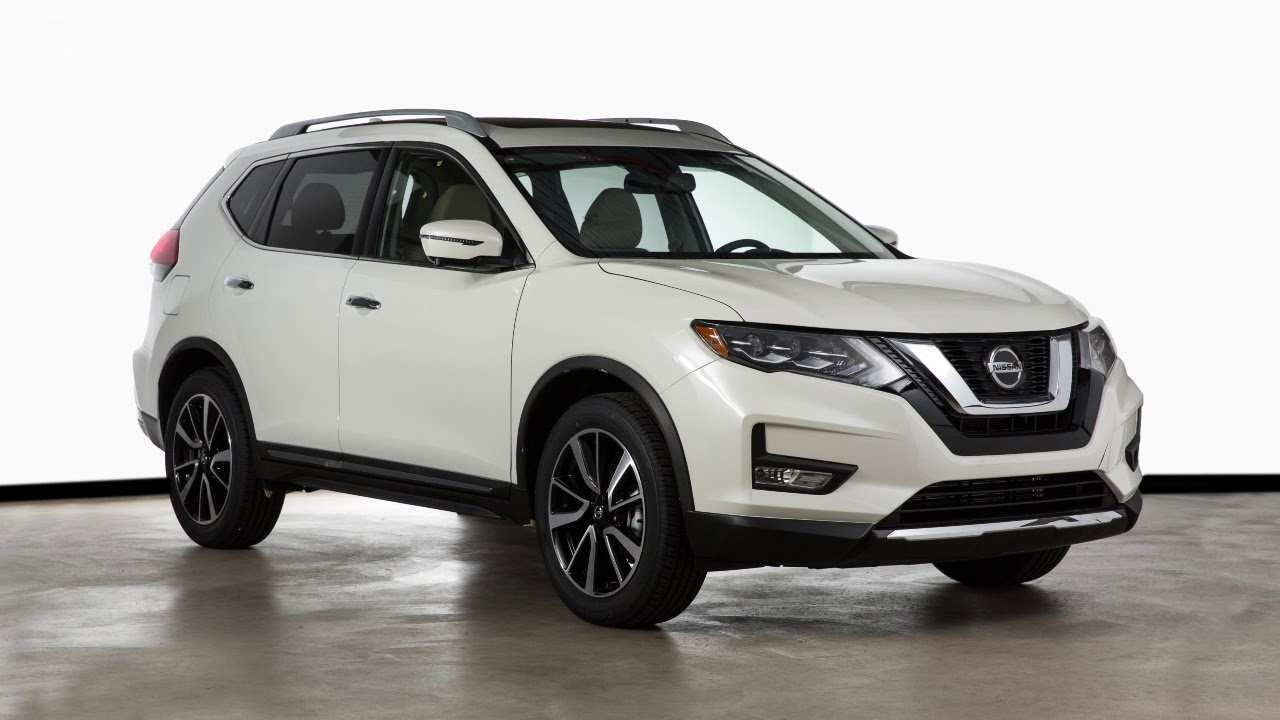 88 The Best 2019 Nissan Rogue Hybrid Pictures