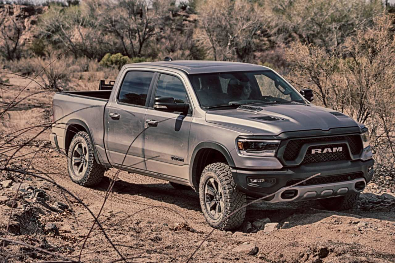 88 The Best 2019 RAM 1500 Picture