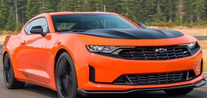 88 The Best 2019 The All Chevy Camaro Review And Release Date