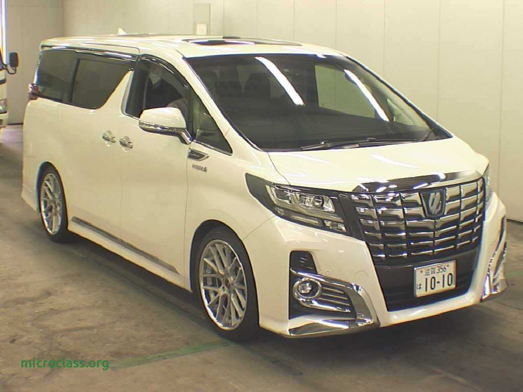 88 The Best 2019 Toyota Estima Interior